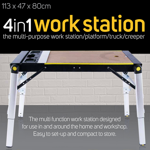 4 in 1 Work Bench